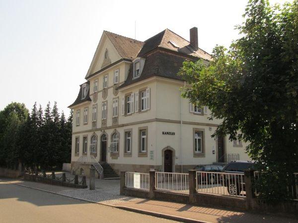 Bild der Anwaltskanzlei in der Friedrichstr. 3